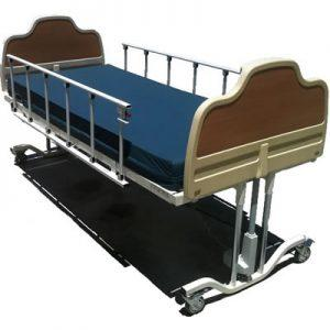 Bed Hi Lo safety rails1