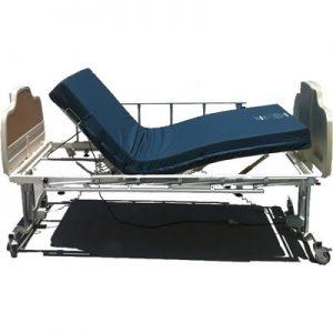 Bed knee break & back rest1