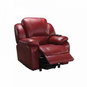 Red Leather LRC
