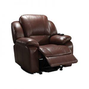Brown Leather LRC