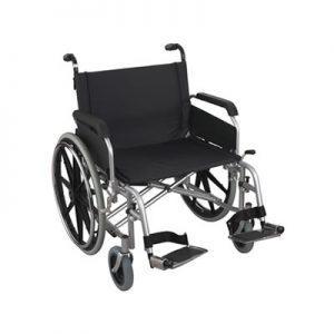 HD Wide Wheelchair